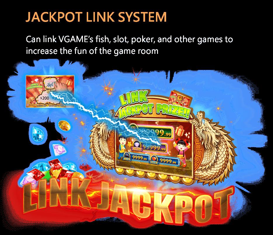 JACKPOT LINK SYSTEM