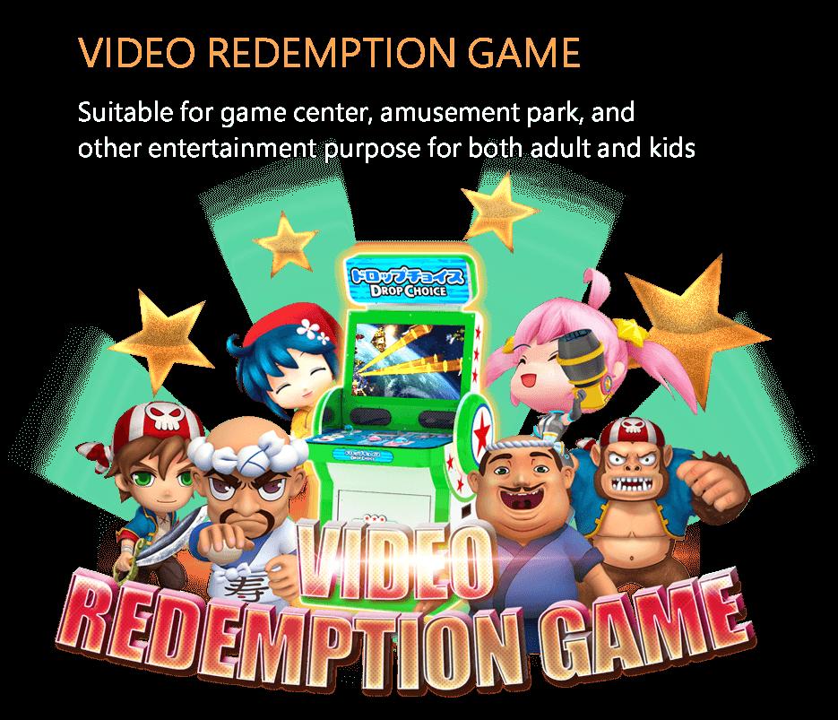 VIDEO REDEMPTION GAME